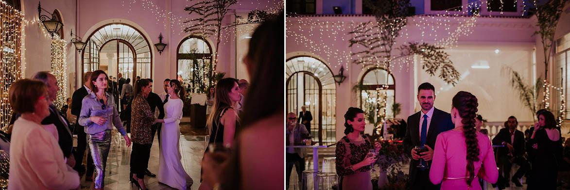 Fotógrafos Bodas Restaurante Real Casino de Murcia