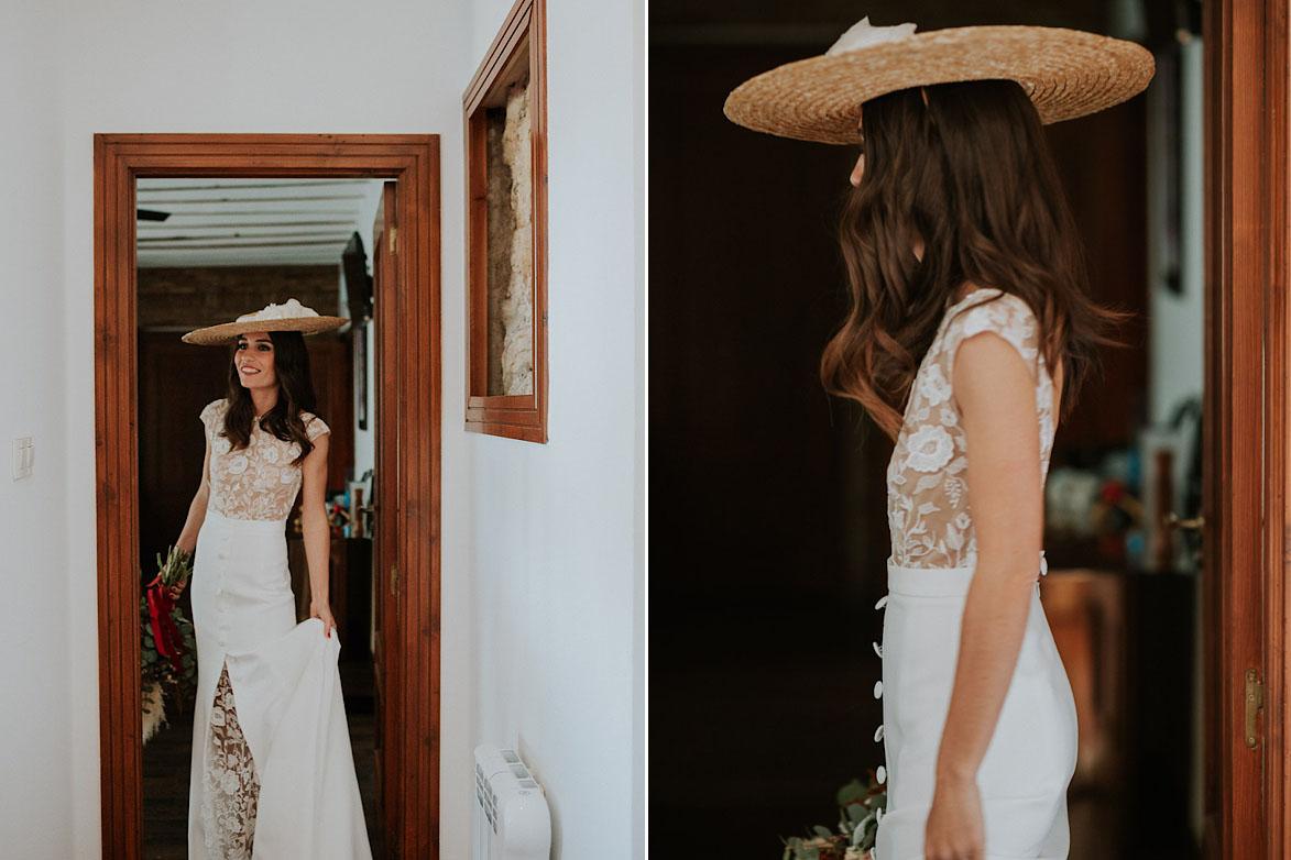 Vestido de Novia Rime Arodaky