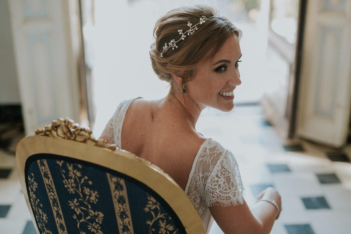 Bride Justin Alexander