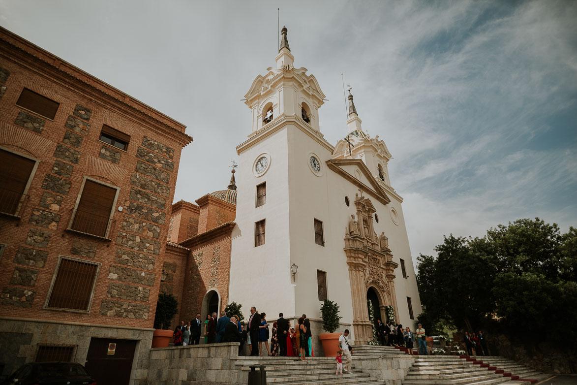 Fotos de Bodas Fuensanta Murcia