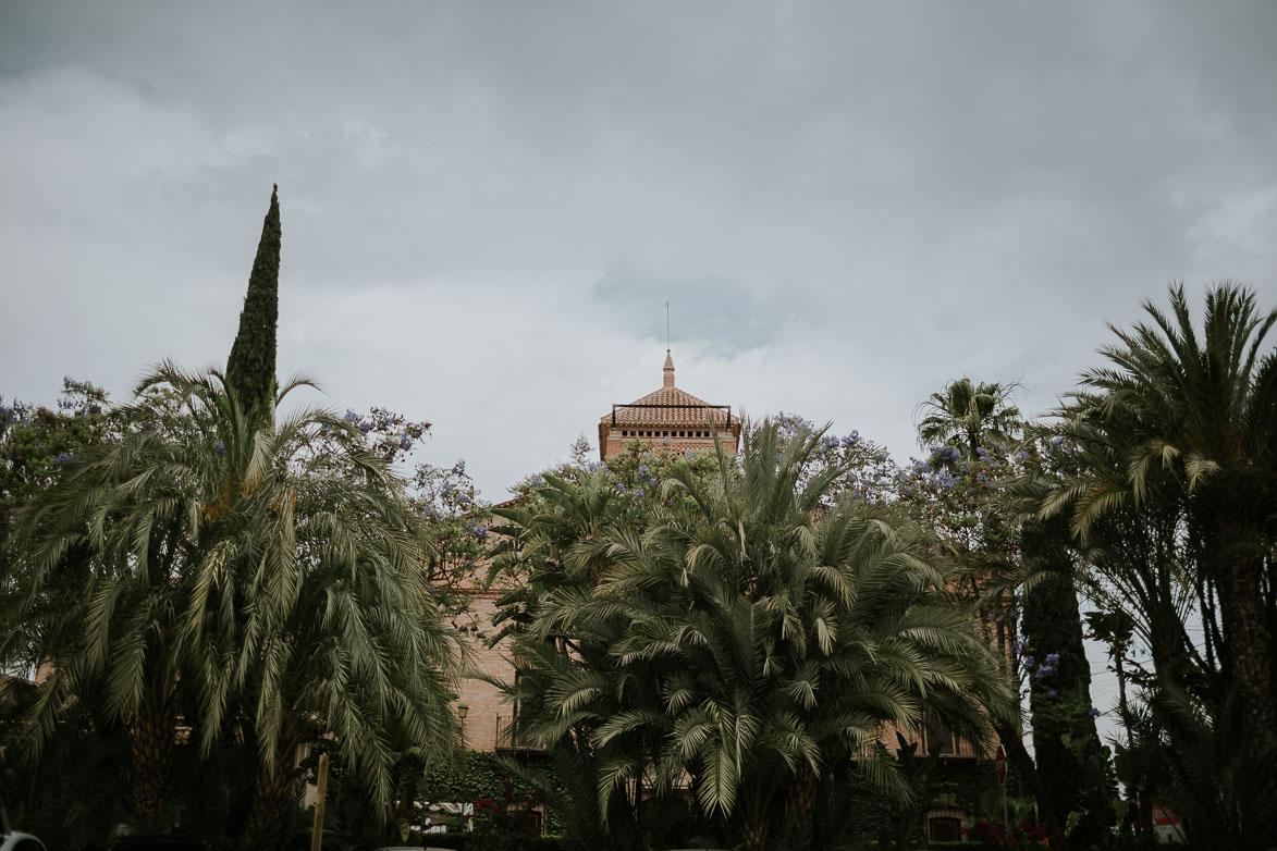 Fotografos de Bodas Palacete Rural La Seda Murcia