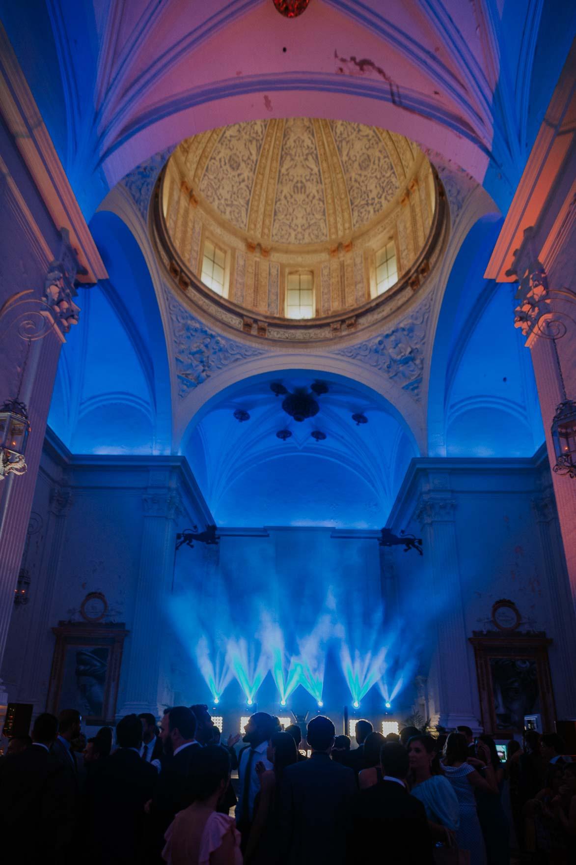 Iluminación y DJ para Bodas Audioprobe Valencia