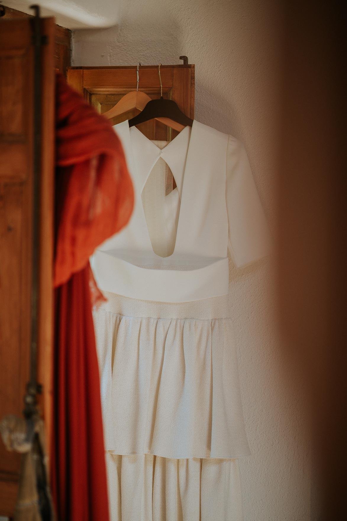 Vestido de Novia Marta Martí