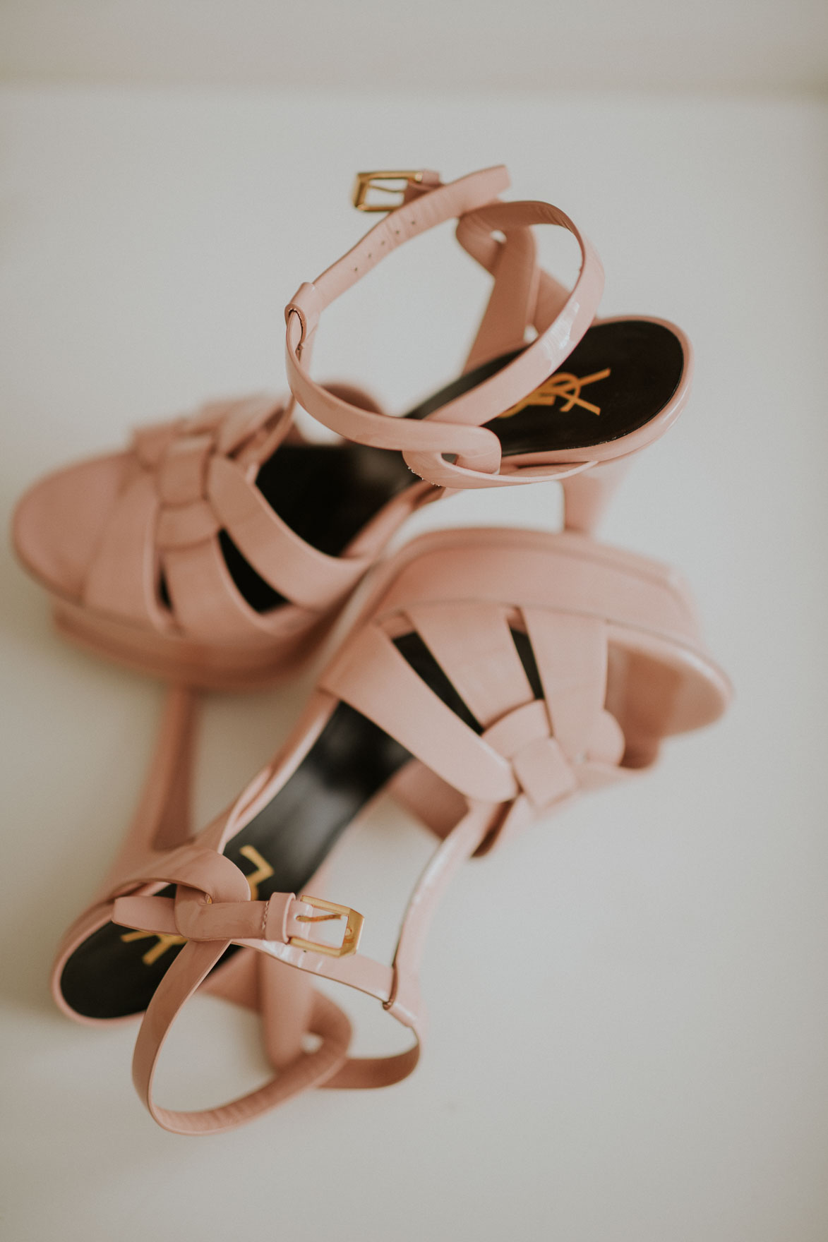 Zapatos Novia YSL Yves Saint Laurent Wedding Shoes