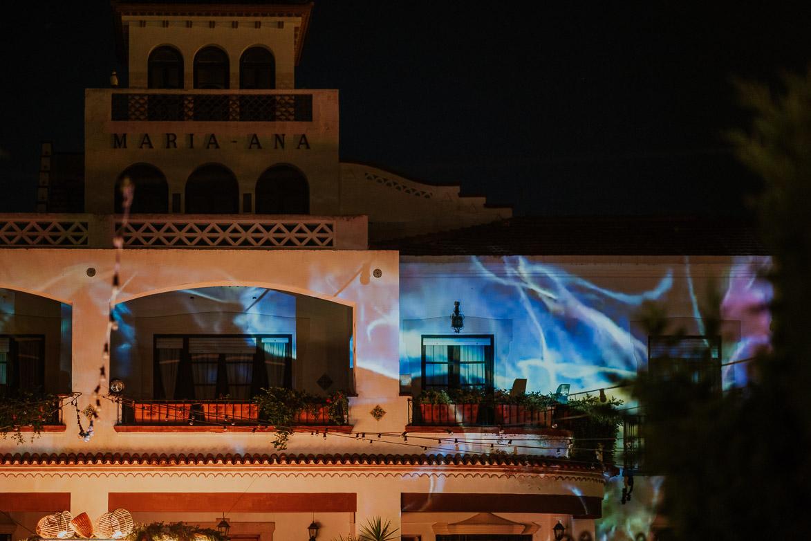 Video Mapping Alicante