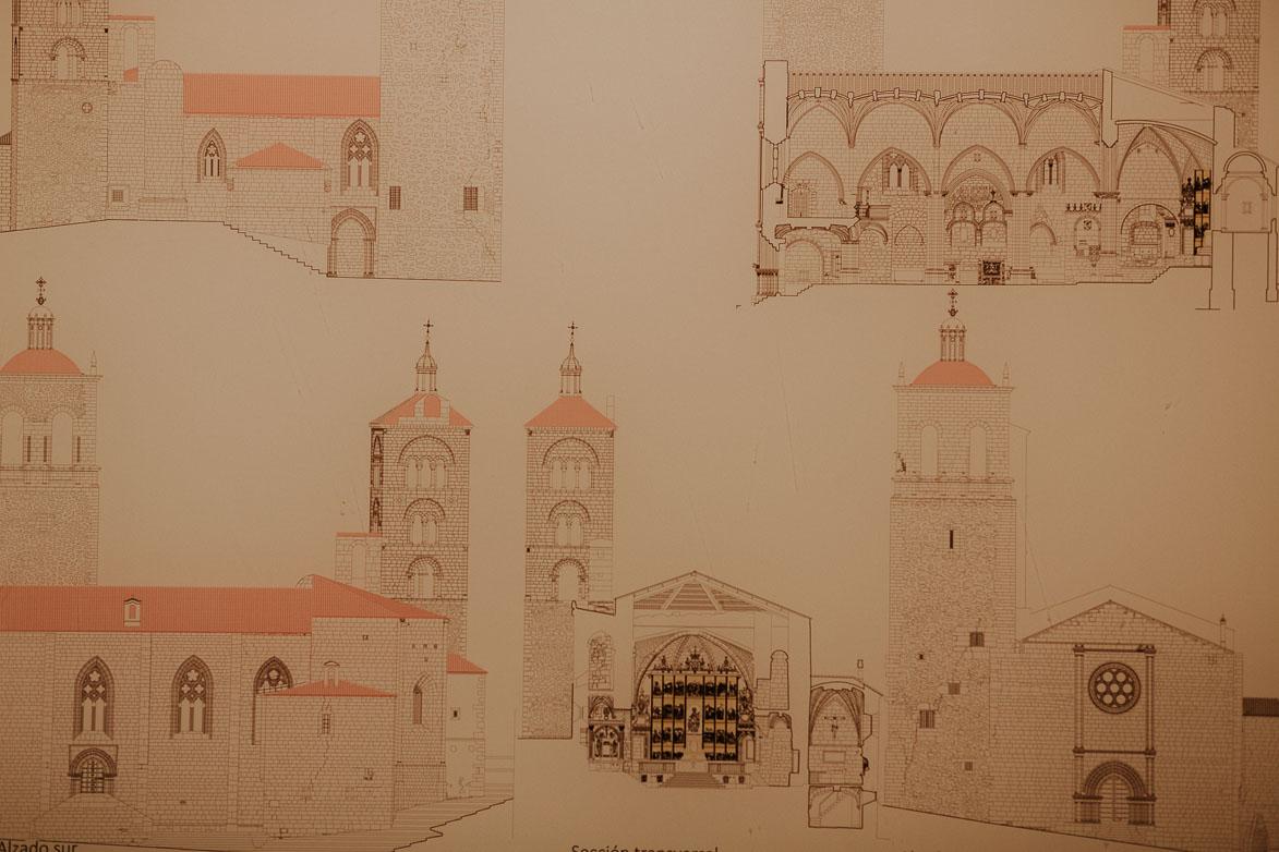 Mapa Iglesia de Trujillo