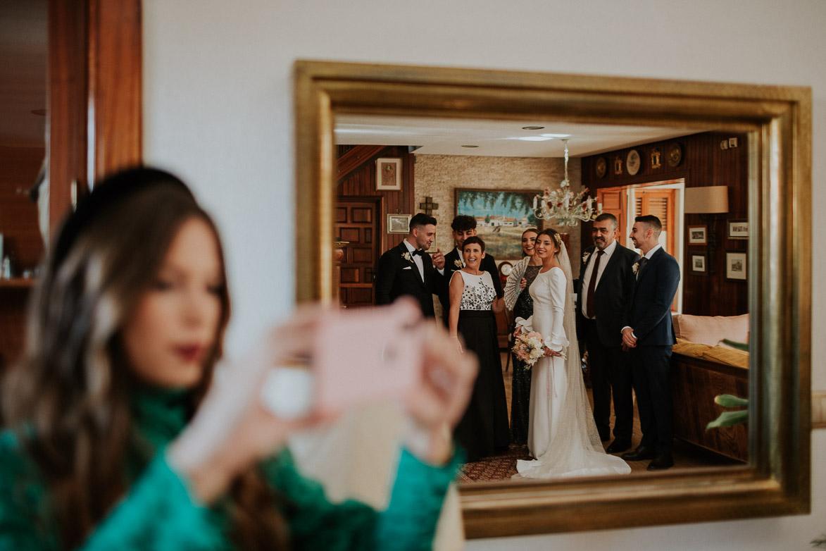 Fotos de Familia en Bodas