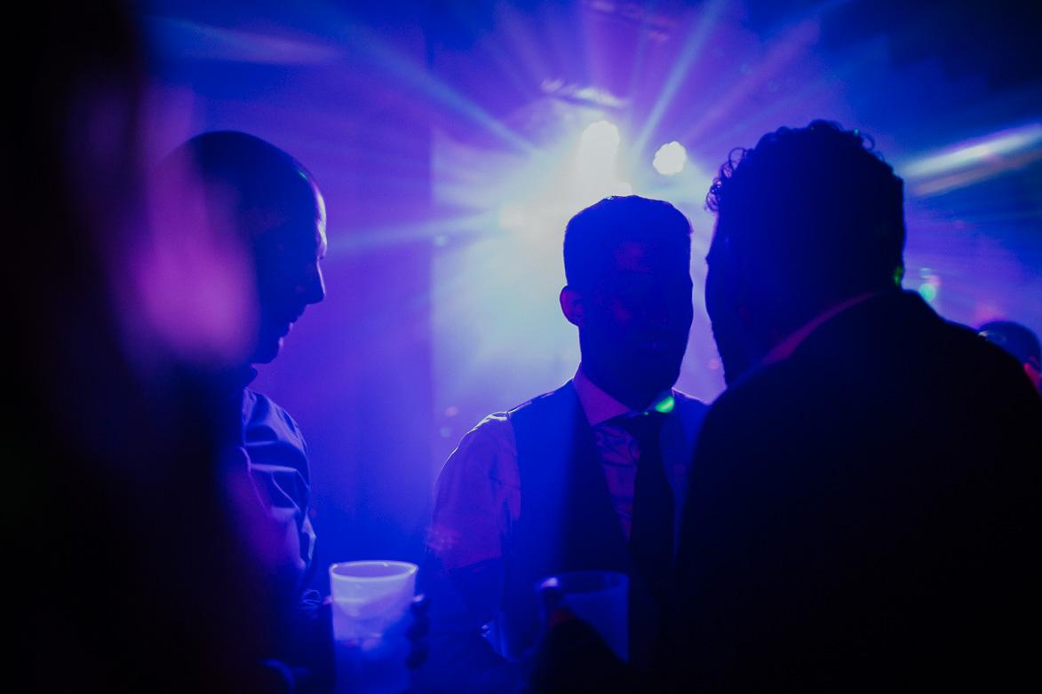 Fotos de Fotografos Fiesta Laser en Bodas