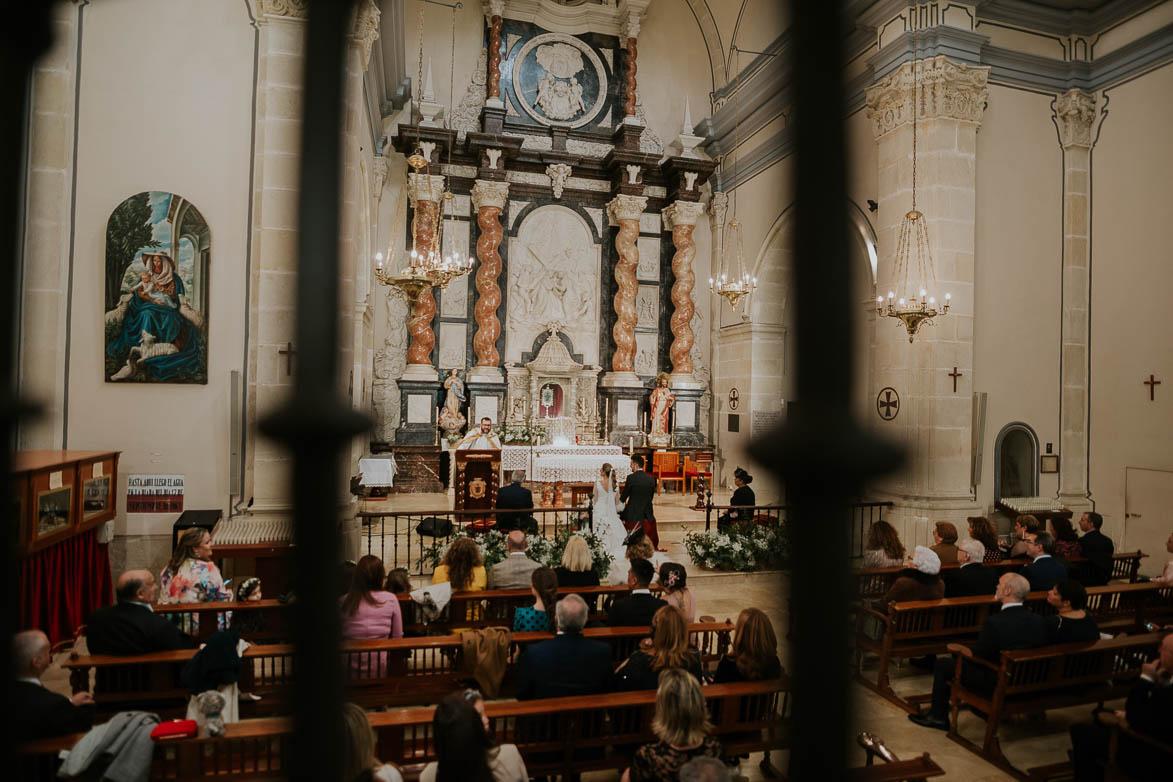 Fotos de Bodas en Santa Faz Alicante