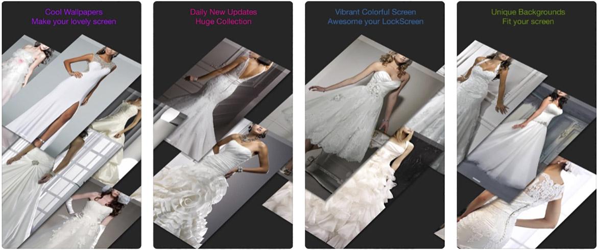 App imprescindibles para elegir vestidos de novia según tu cuerpo