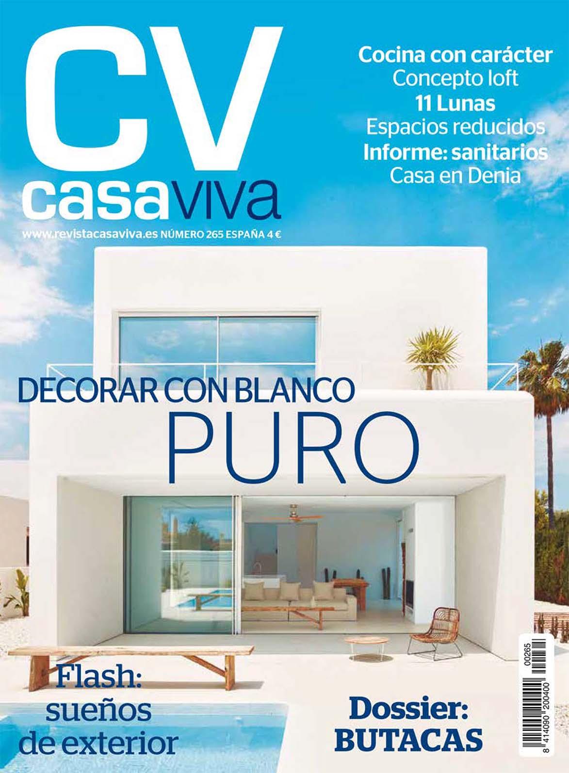 Publicacion reportaje Javier Berenguer Casa Viva