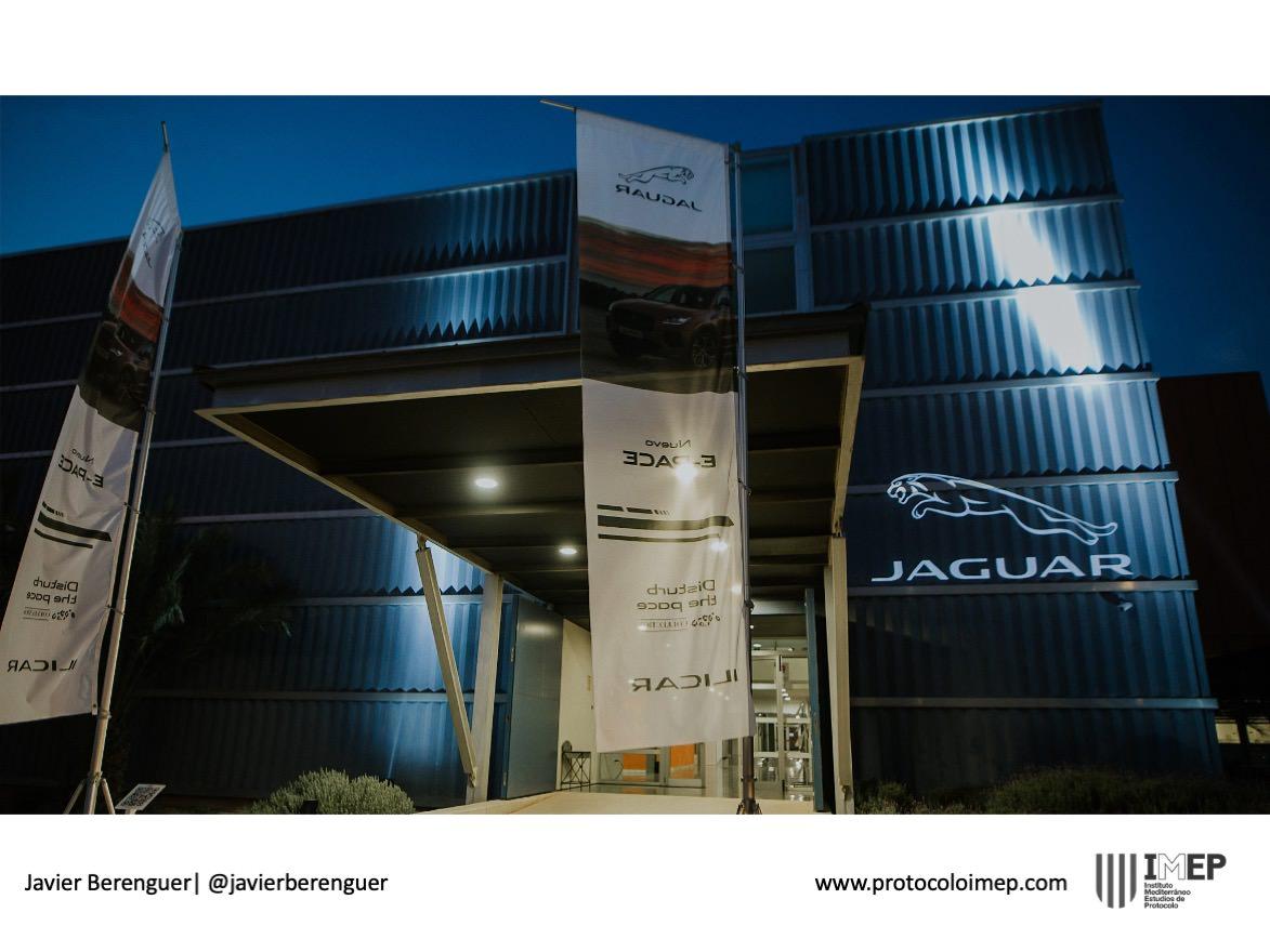Fotos evento Jaguar