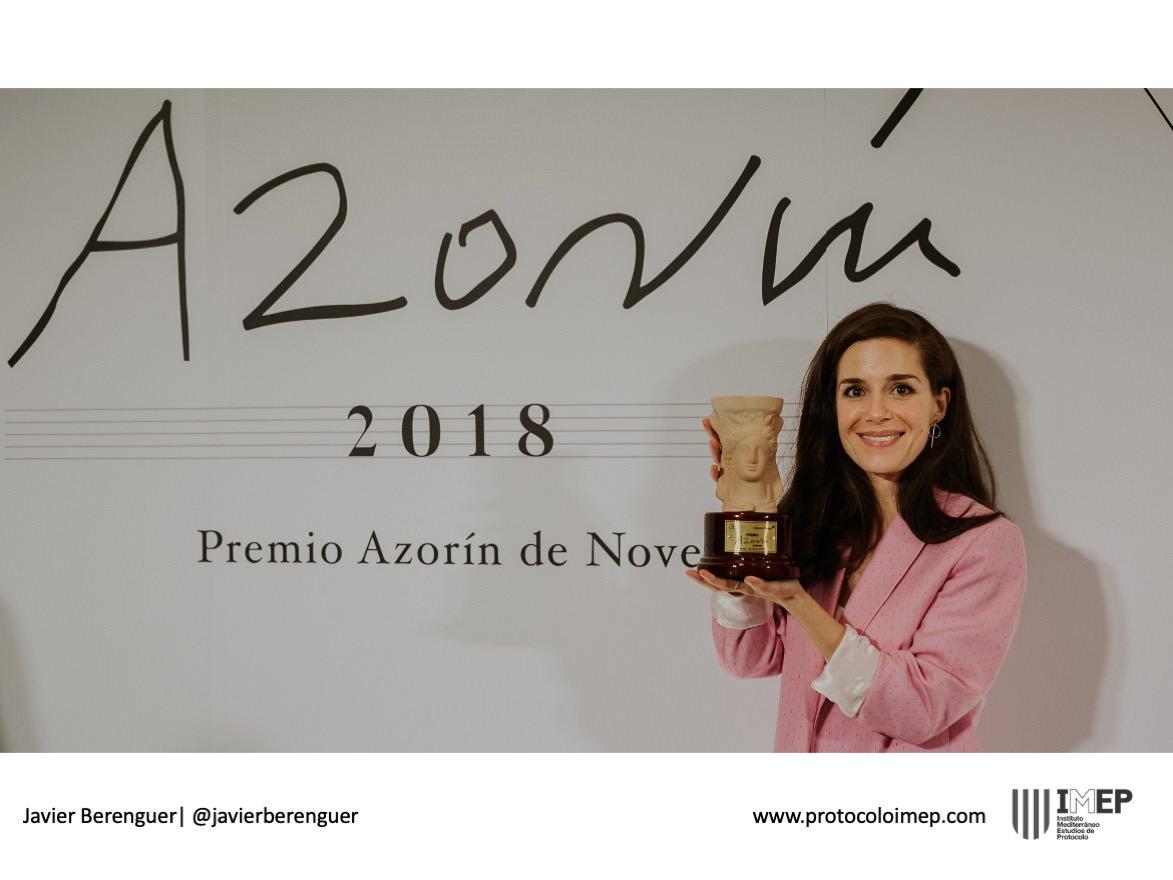 Fotos de Prensa Premios Azorín