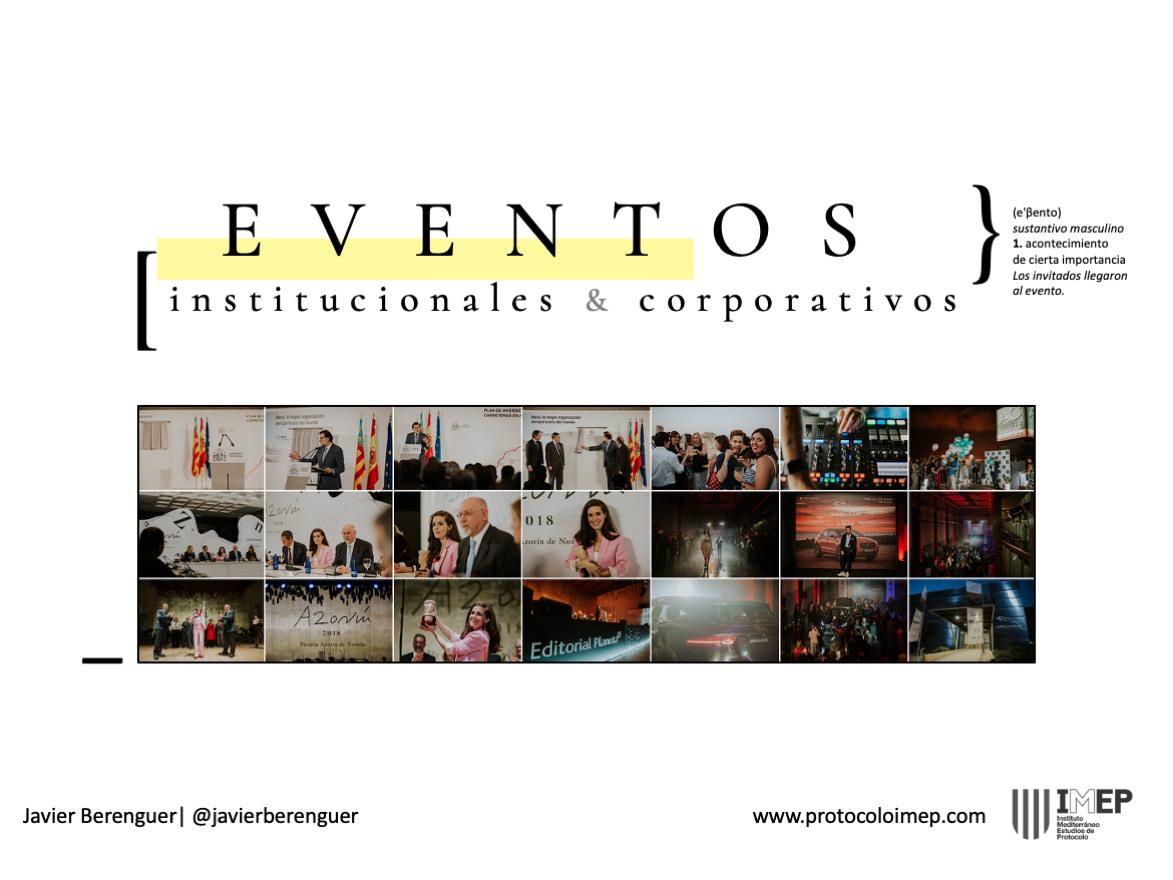 Fotografia de Eventos Institucionales y Corporativos