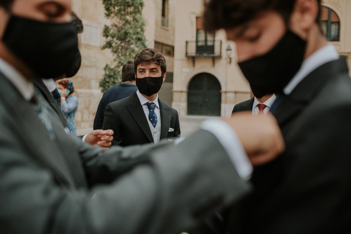 Como vestir a un hombre para una boda alicante