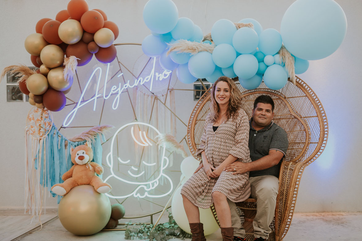 Fotos de un Baby Shower