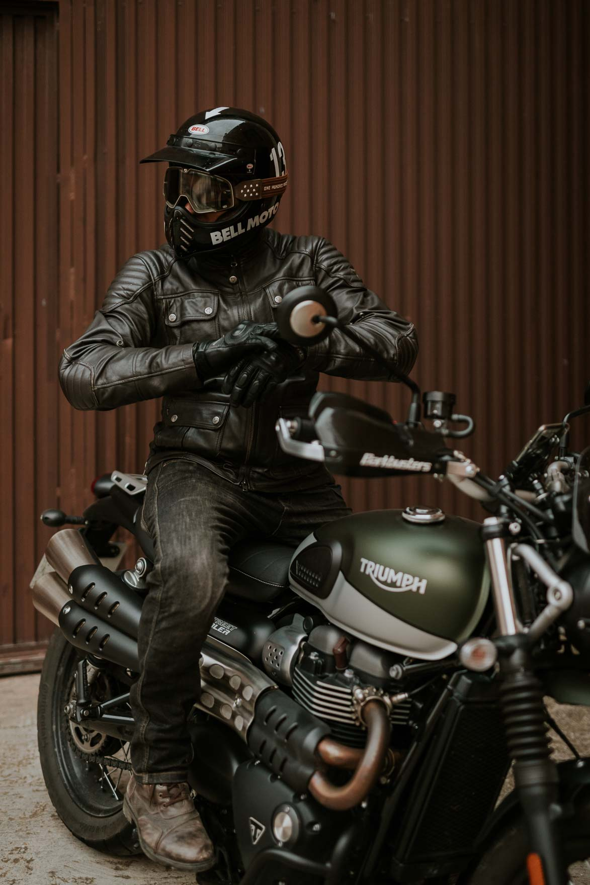 Triumph Motorcycles By City