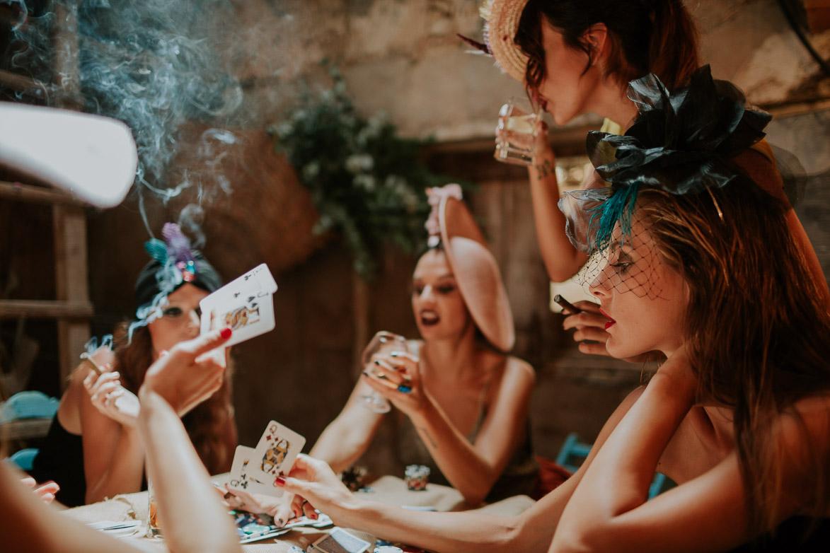 Jugar al poker en Bodas