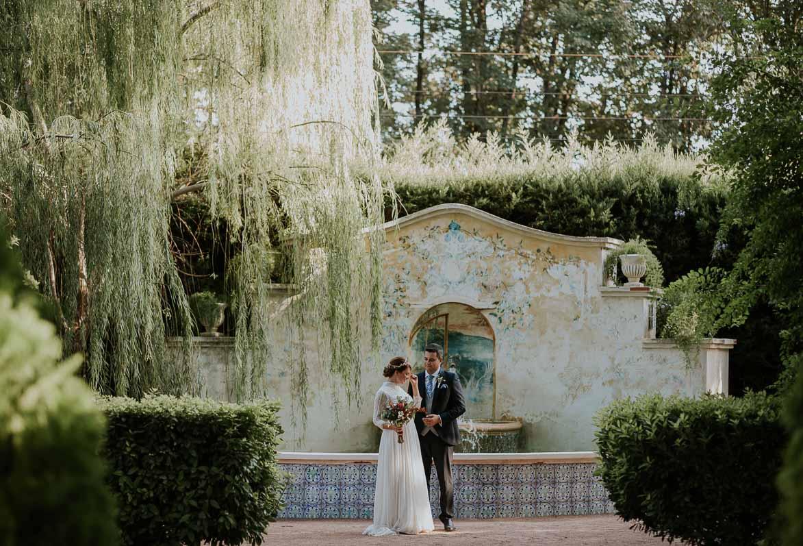 Jardin Romantico Maria Ana