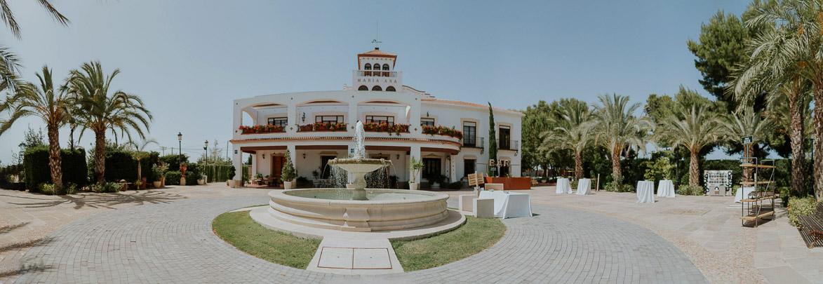 Finca Maria Ana Esplanada Casa