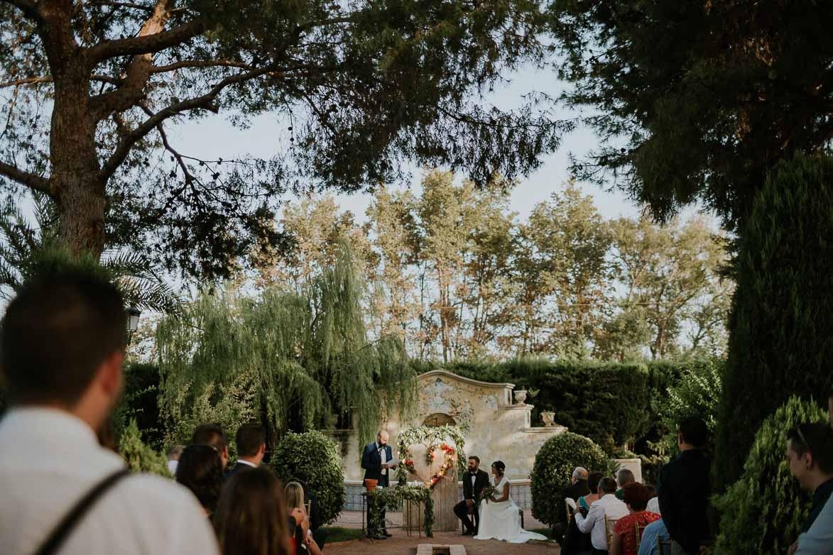 Jardin Romantico Finca MariaAna