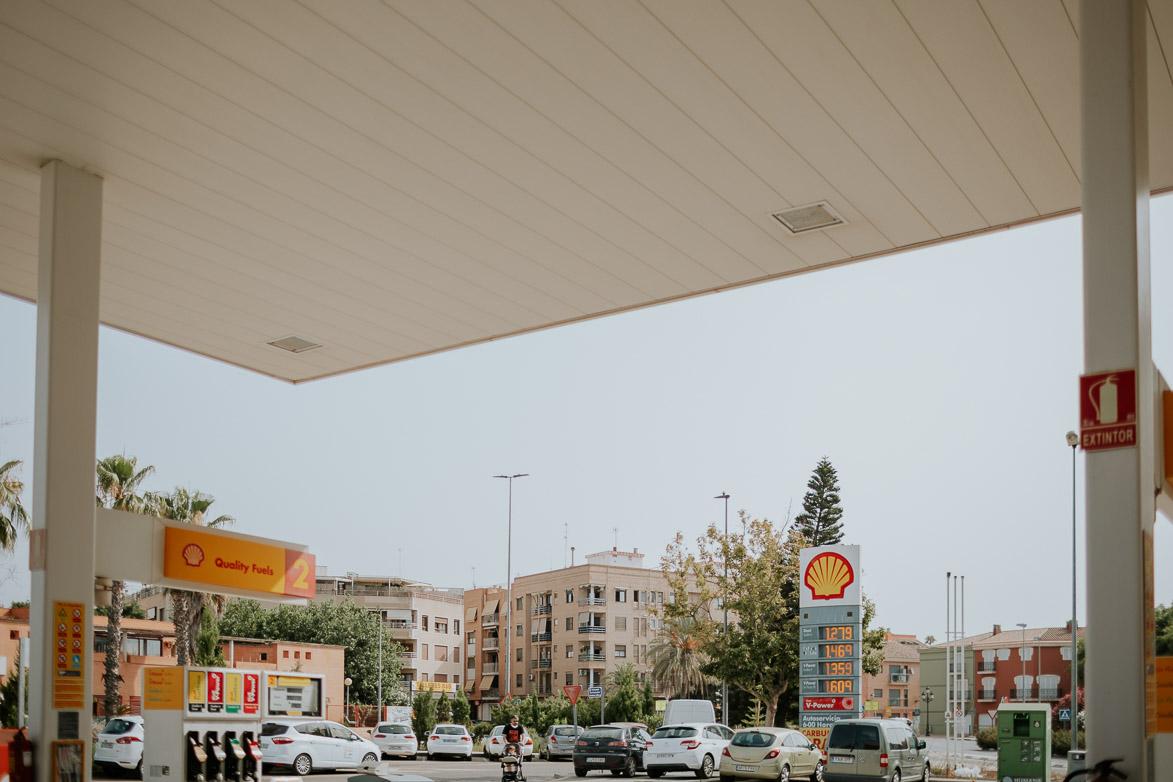 Gasolineras en Rocafort