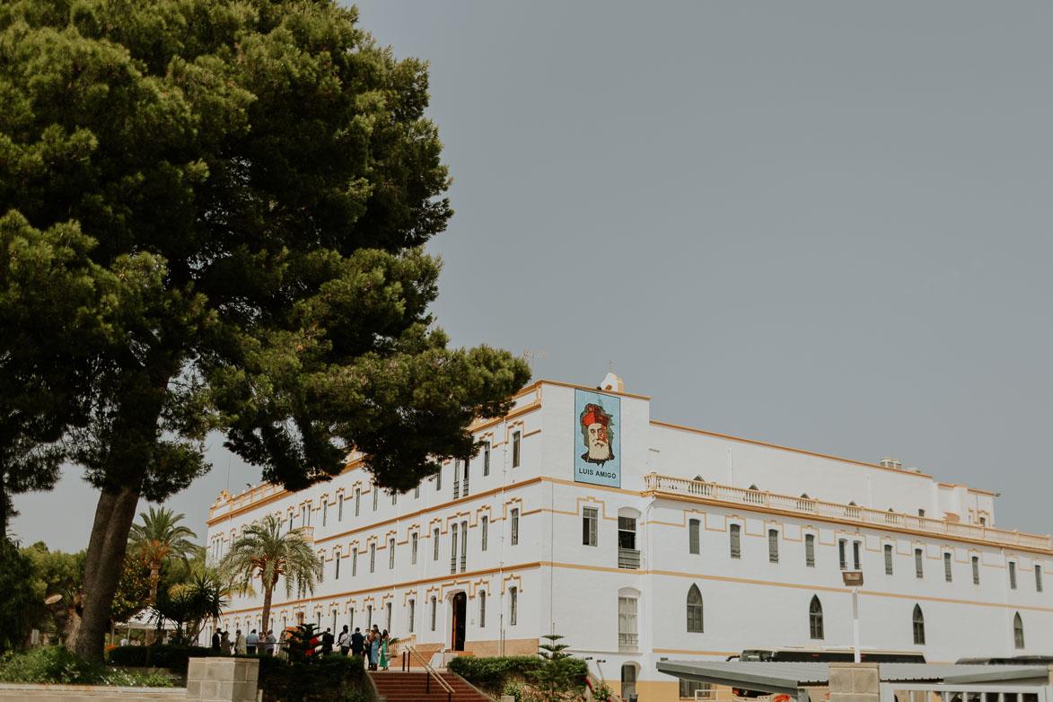 Bodas en Seminario San Jose Godella