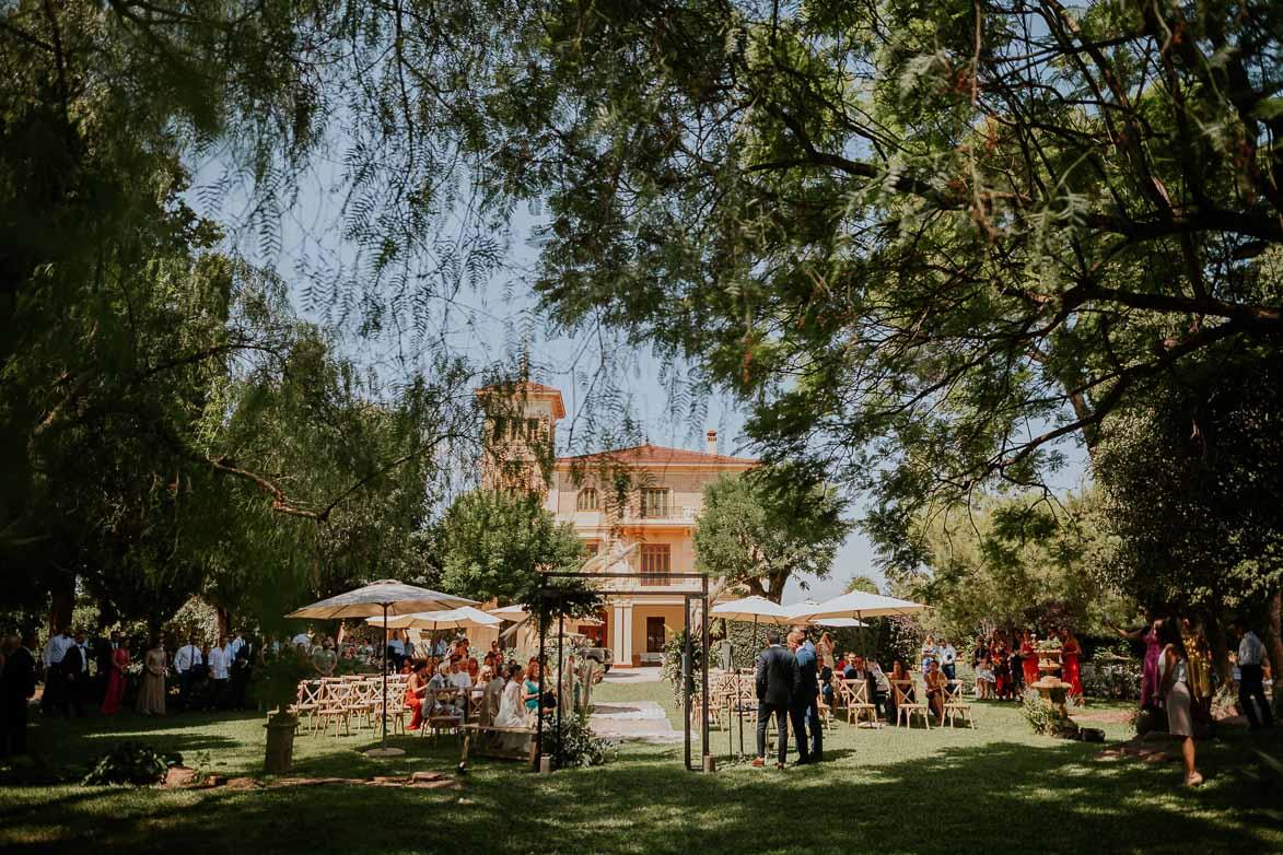 Bodas en Huerto San Vicente Valencia