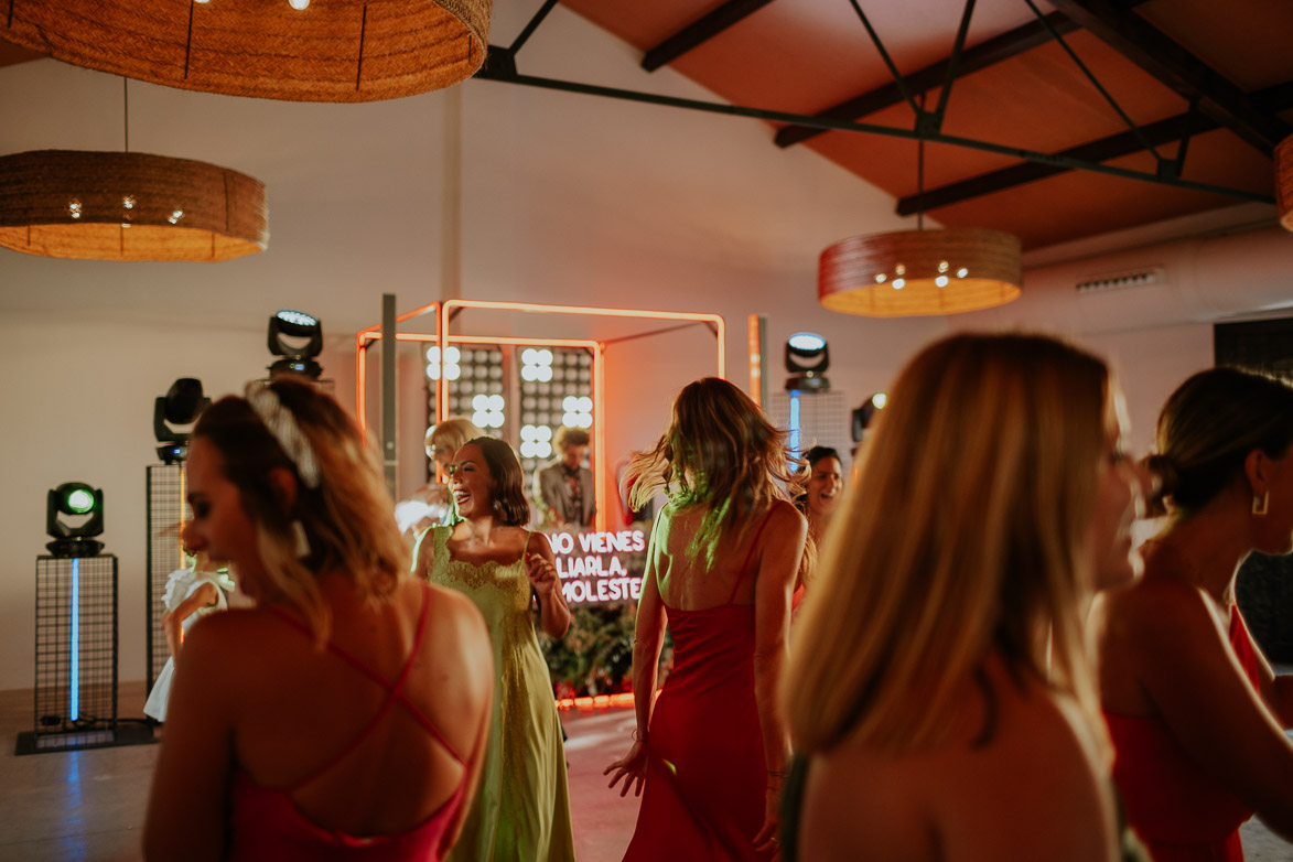 Bodas Love Fest en Huerto San Vicente Valencia