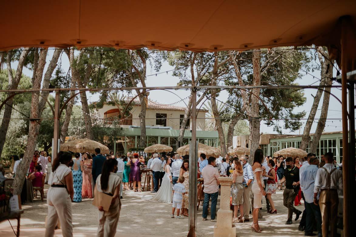 Bodas en Finca Casa Luna Alicante