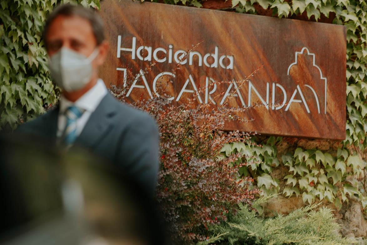 Bodas en Hacienda de Jacaranda Miraflores de La Sierra Madrid