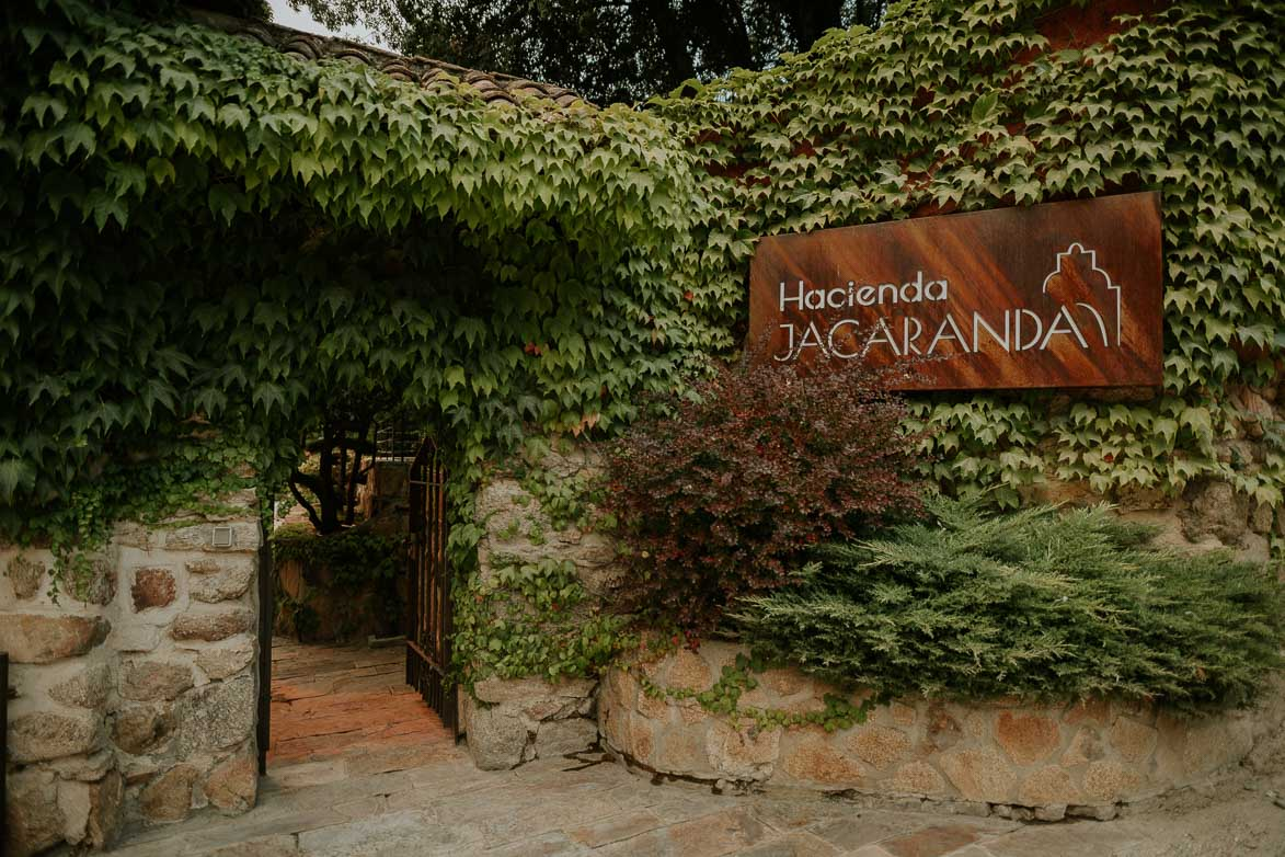 Bodas en Hacienda Jacaranda Miraflores de La Sierra Madrid