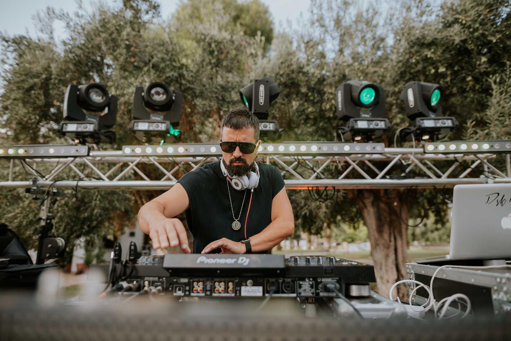 DJ para Bodas Diferentes