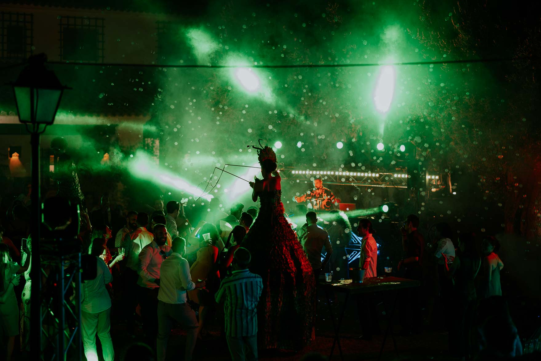 Boda Festival Finca el Romeral Aspe