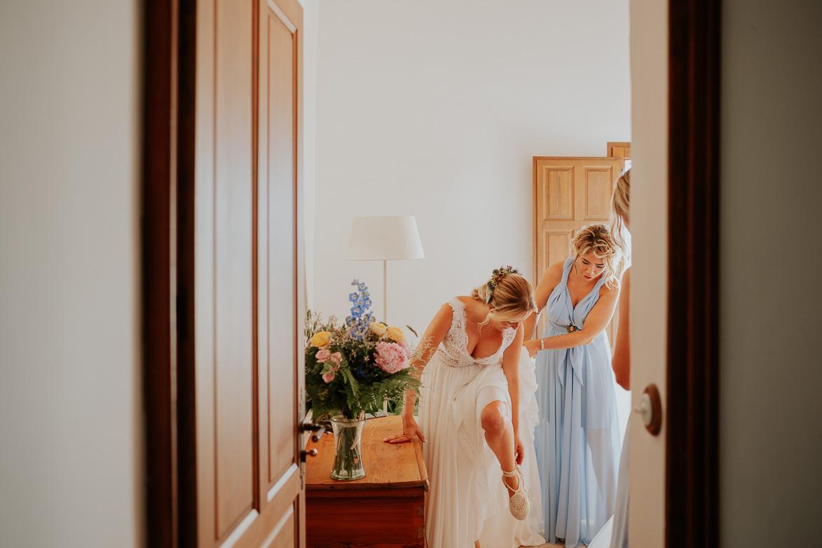 Alpargatas para bodas