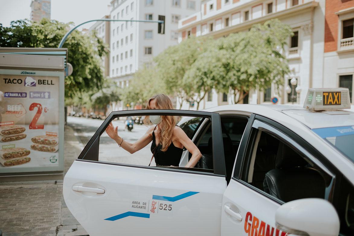 Taxis Alicante