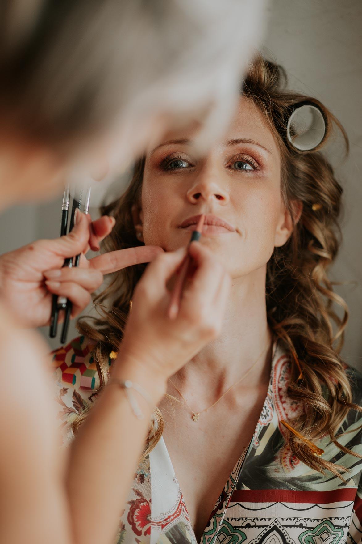Makeup Fanny