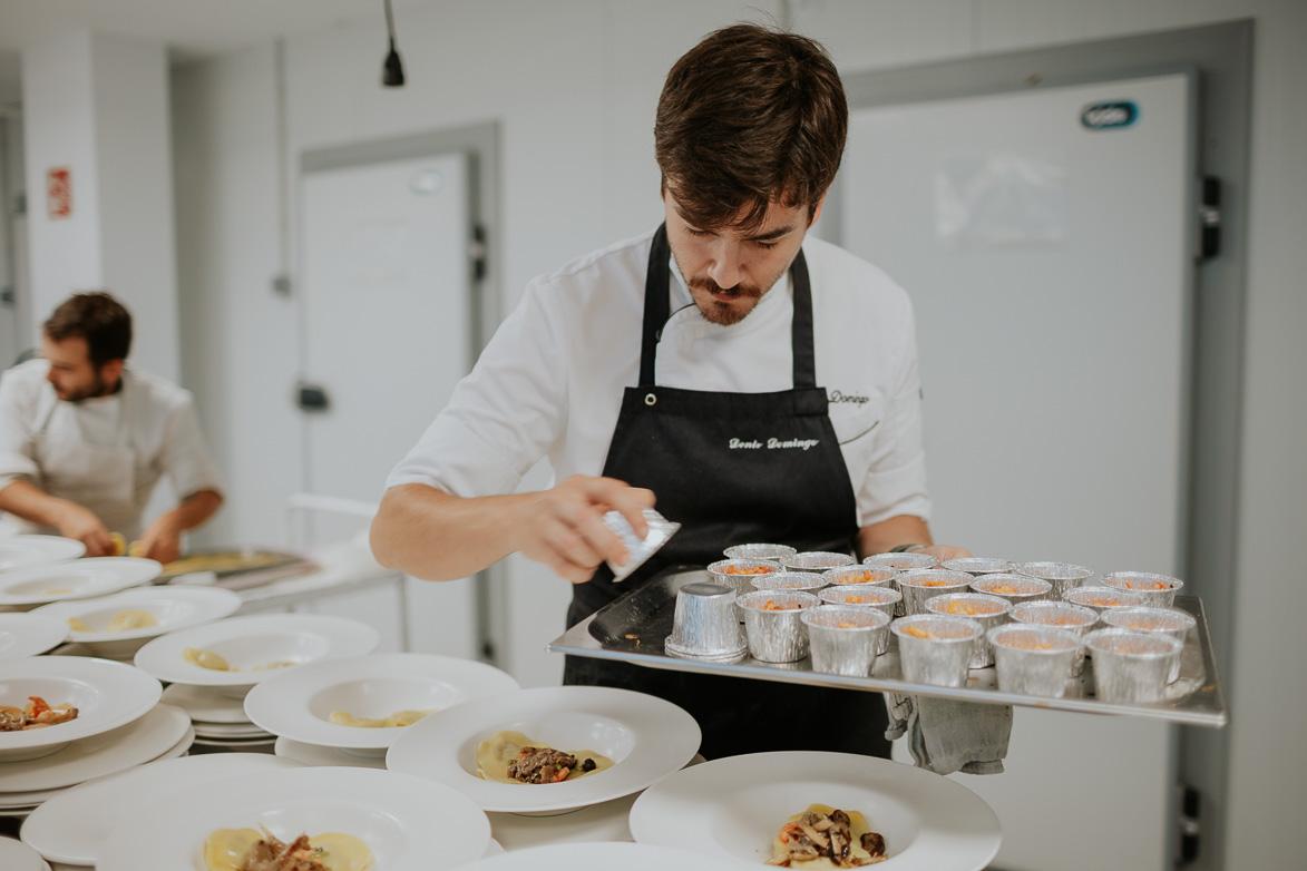Cocineros en Lamarr Murri