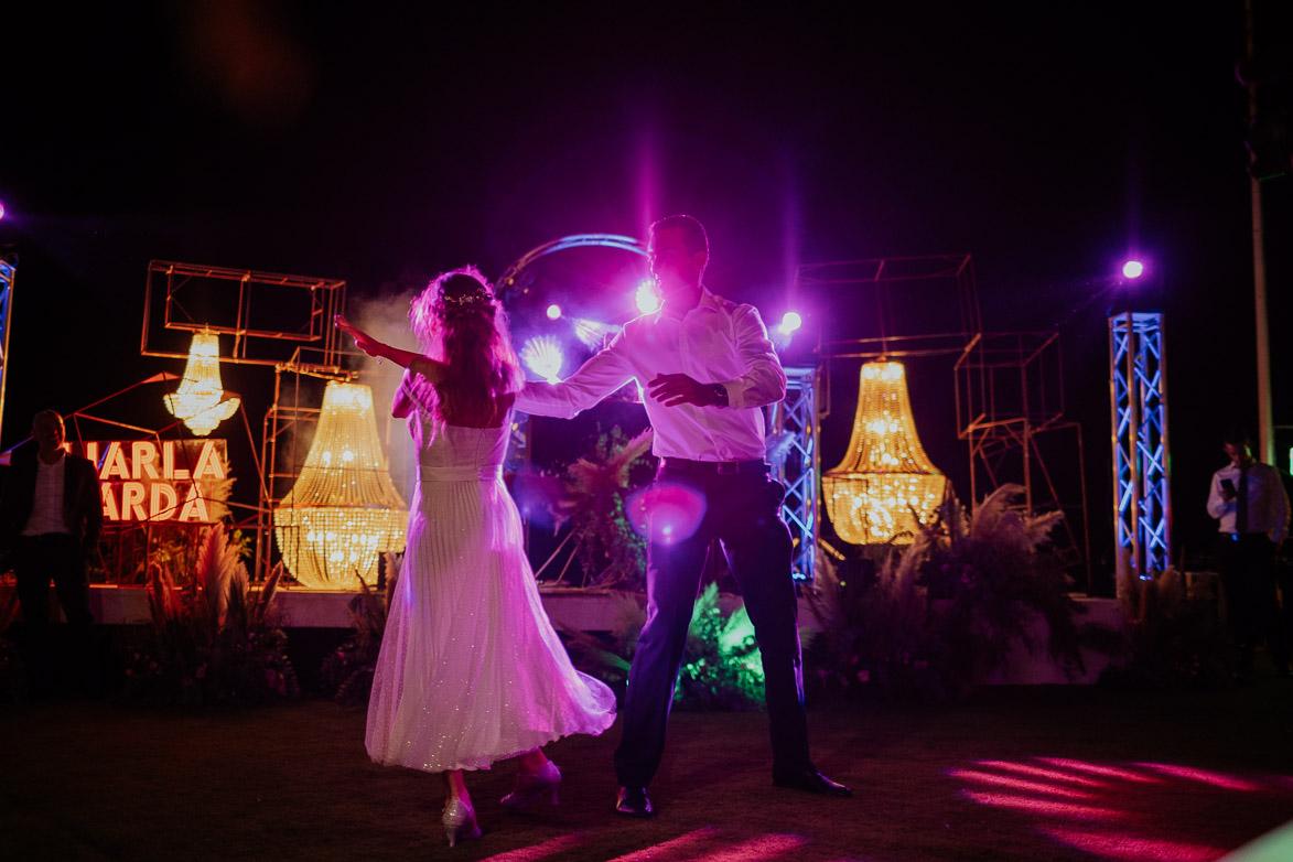 Baile de Novios Rosa