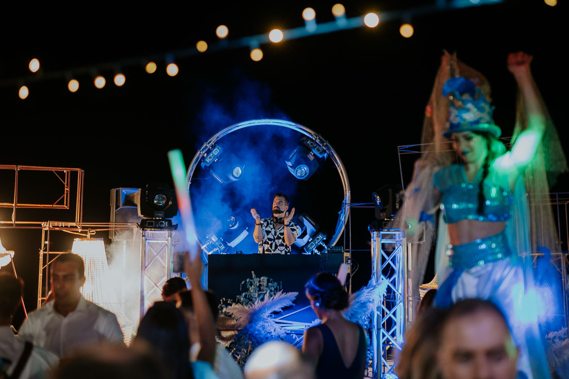 Empresa de Organizacion de fiestas en Bodas