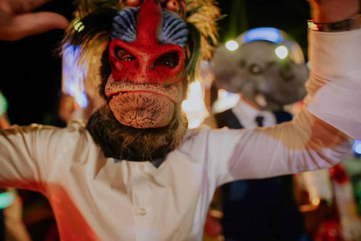 Disfraces de Monos para Bodas
