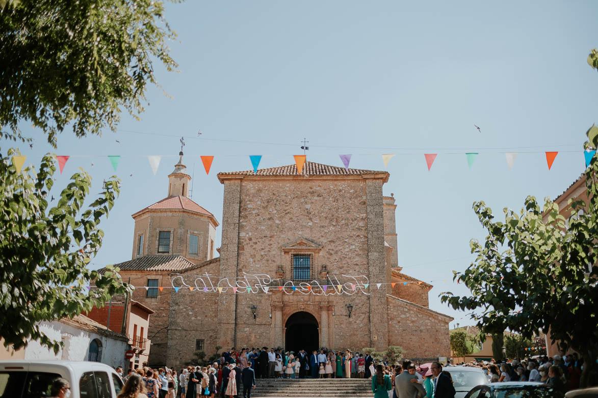 Iglesia de Sisante
