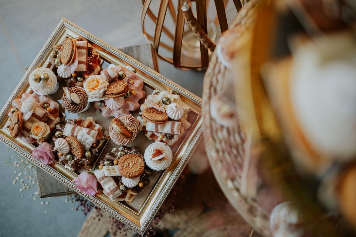 Mesa dulce Para Bodas en Cuenca