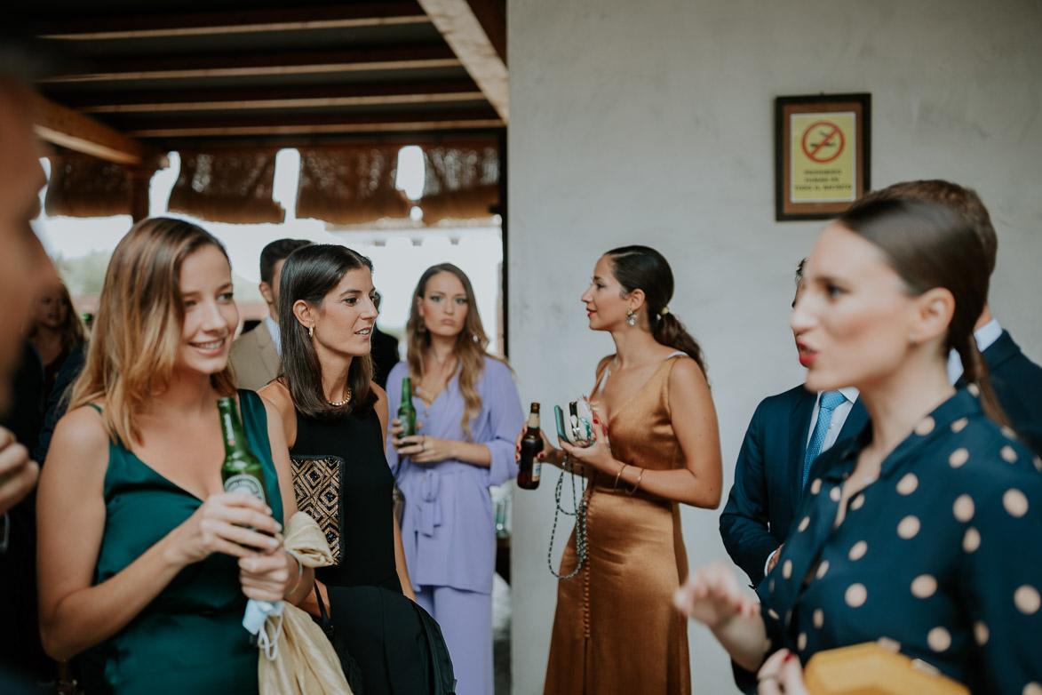 Invitadas en Finca Moli Valencia