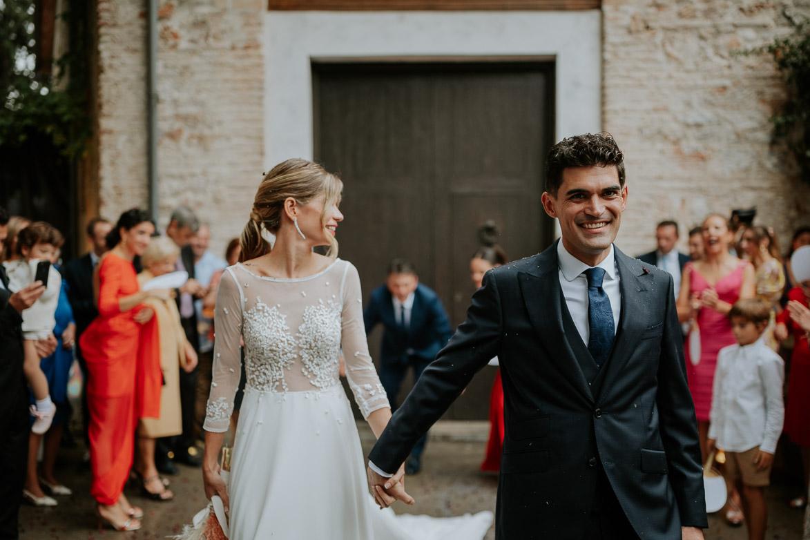 Ideas para la salida de una boda