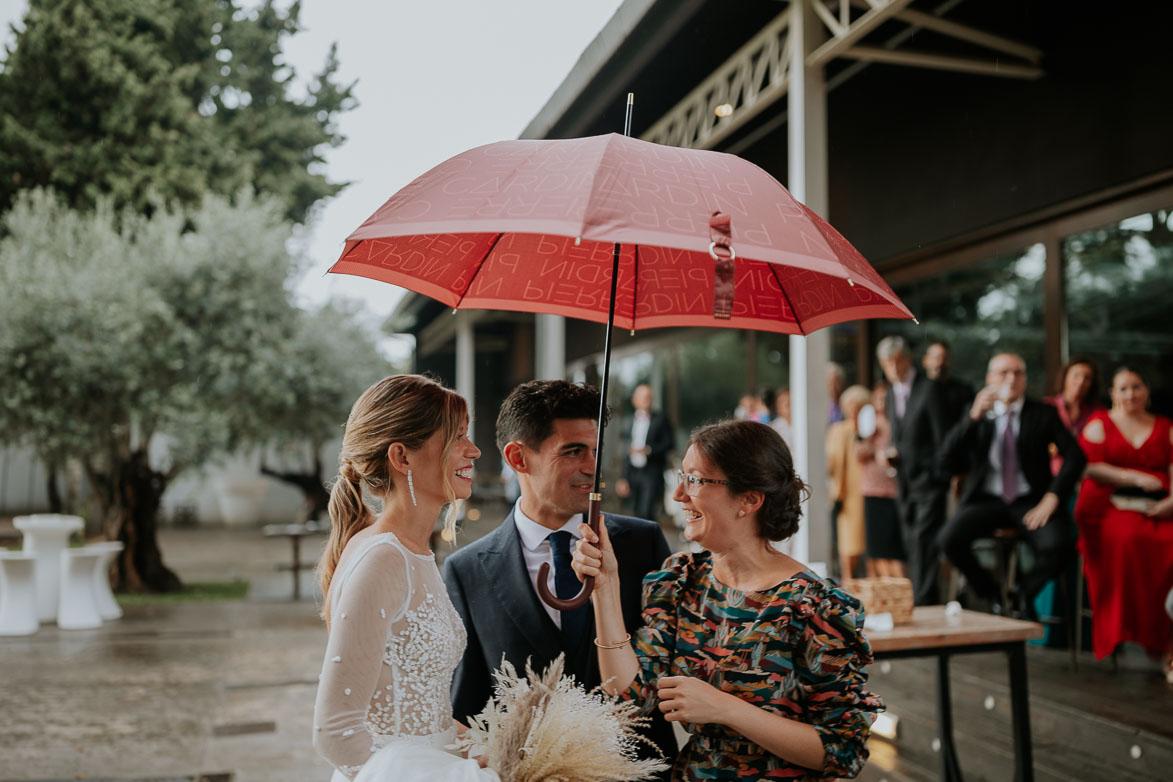 Paraguas para Bodas