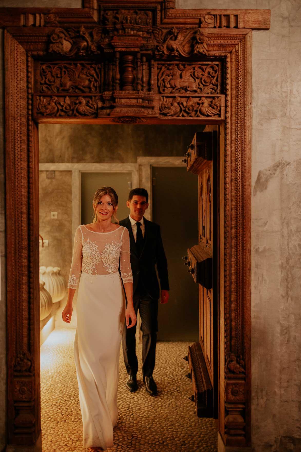 Donde hacer fotos de recien casado en Moli Nou