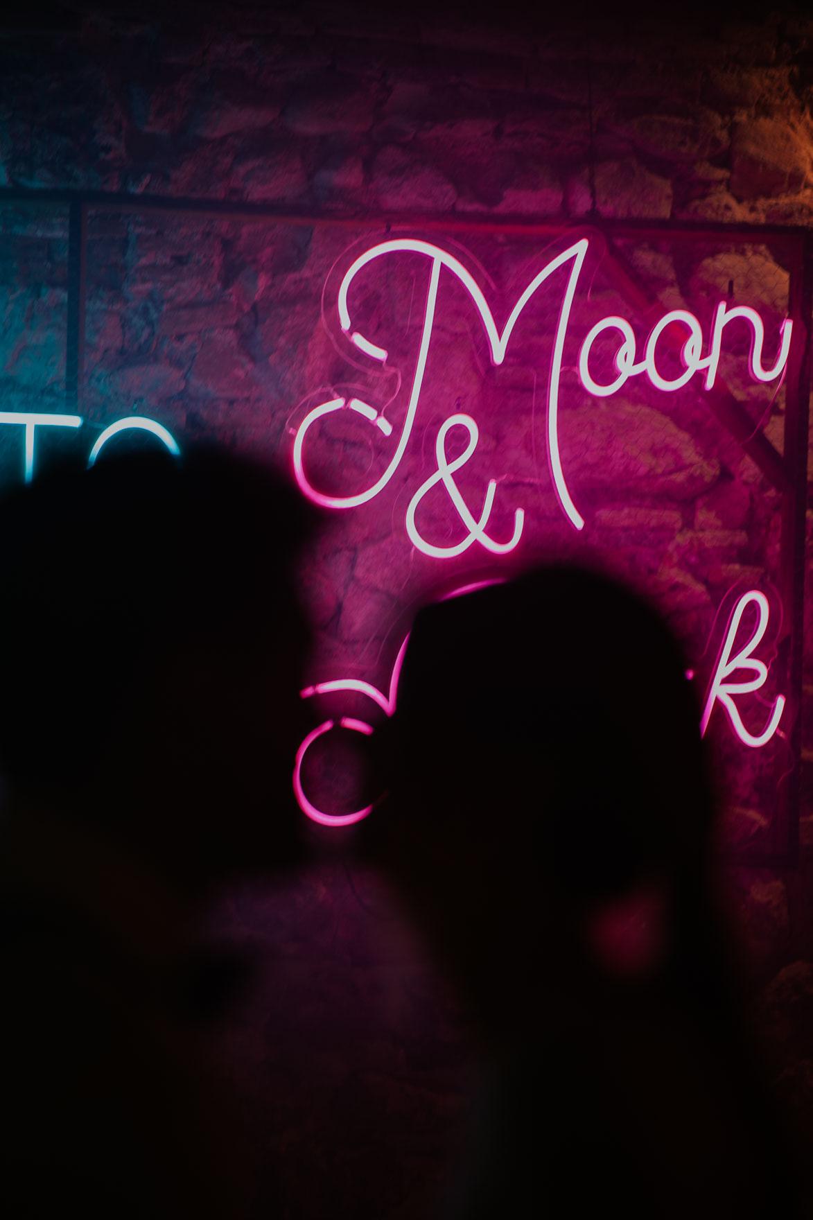 I Love You To Moon & Back Moli Nou Benifla